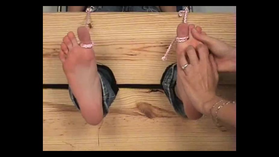 Handjob While Smelling Feet