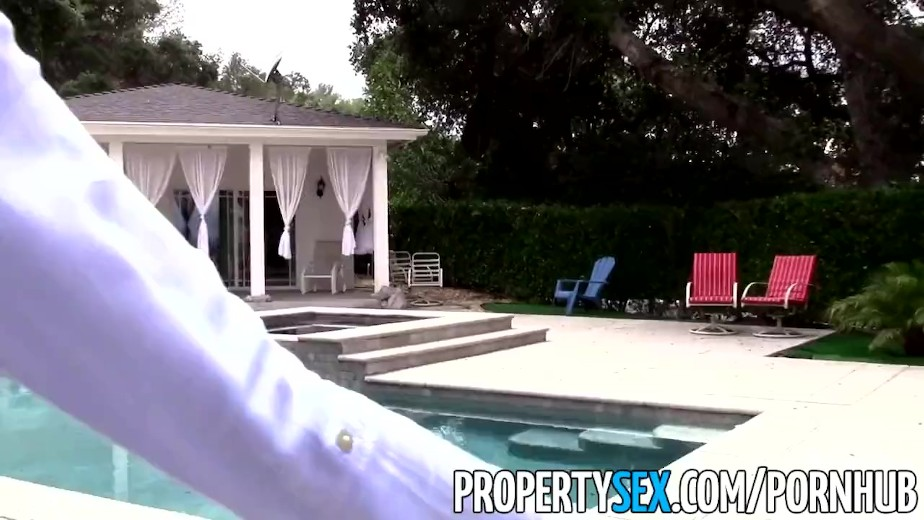 Propertysex insanely hot realtor fucks client in condo 10