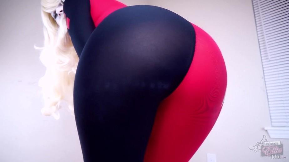 Harley quinn webcam cosplay 1