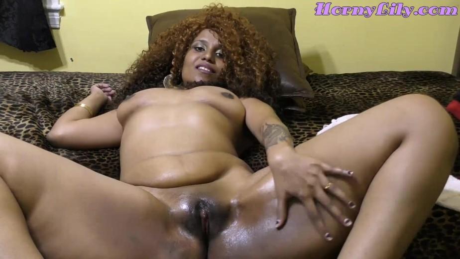 Hornylily close up masturbation pussy sounds
