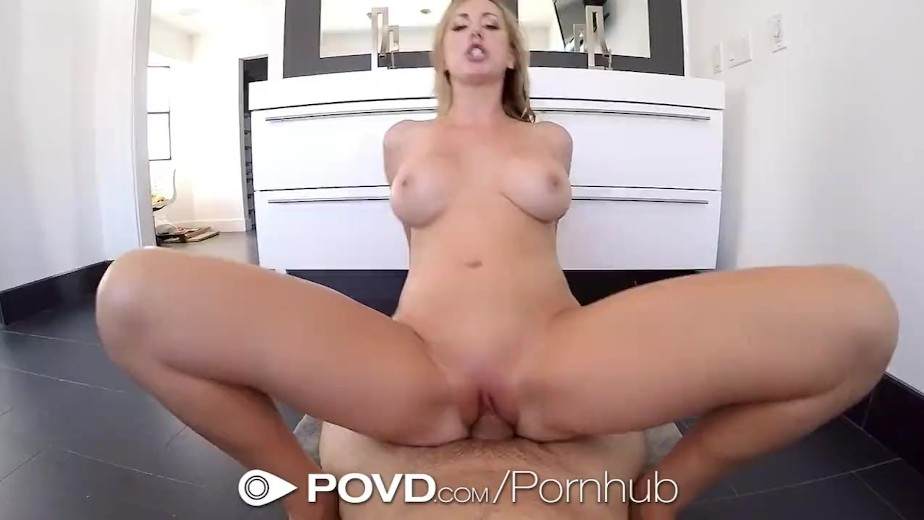 Povd lovely crystal rae gets pussy stuffed by cock in pov 8