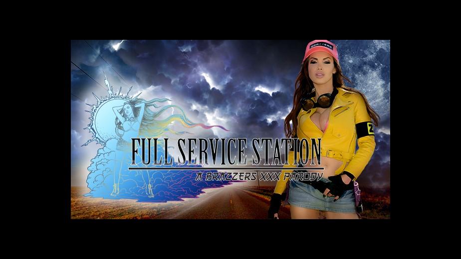 Full service station a xxx parody