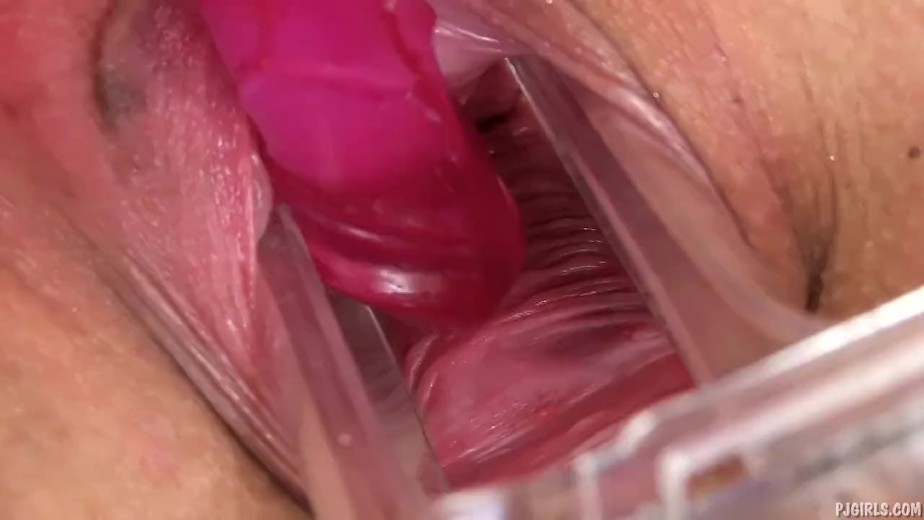 Pjgirls macro pussy speculum exploration deep inside nathaly - 1 part 2