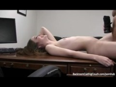Teen Model's Anal Audition