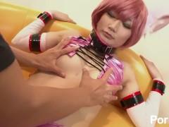 Ninki Cosplayer Mitsurugi Mei - Scene 2