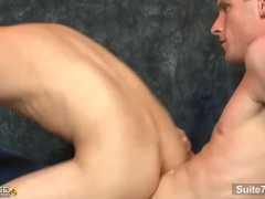 Sexual married guy Darin Silvers gets ass fucked by gay Ridge Michaels