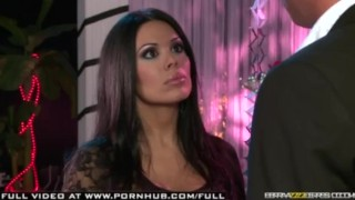 BIG TIT LATINA MILF MOM PORNSTAR SIENNA WEST IS A CHEATING ANAL H