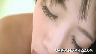 Akiko tasaka hot jav mature drilled by her young lover 5