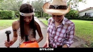 BFFS - My Best Friend Sucked And Fucked For Candy