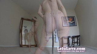Lelu Love-Full Nude Virtual Lap Dance