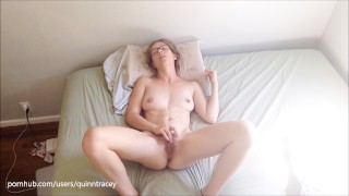 masturbate teasing vlog big-nipples big-natural-tits blonde-pubes view-from-above solo-girl-orgasm thc marijuana clit-flicking 420 innocent kinky-girl-next-door dirty-talk-to-me talk-to-me