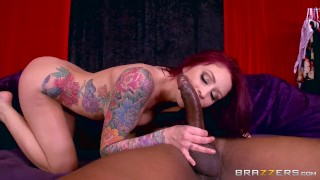 brazzers fake-tits bbc big-boobs tattoo inked big-cock pounded black backroom bubble-butt shaved babe orgasm meaty-pussy climax