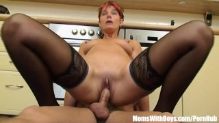 momswithboys ass-fuck mom mother old mama milf mature granny fucking cumshot old-and-young blowjob cougar anal