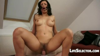 lifeselector italian russian point-of-view pov hardcore vaginal-sex blowjob oral cowgirl reverse-cowgirl doggy missionary cumshot blonde pussy-to-mouth home ex-girlfriend
