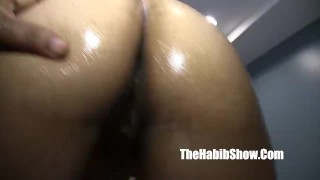 black ebony ghetto hood amateur real strippers bbc ass booty ass-fuck butt thehabibshow