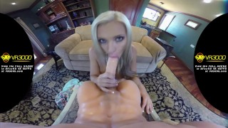 VR3000 - Savannah Lace & Magic Mike - Starring Savannah Lace - 180° HD VR