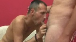 Hairy Man Loves That Mouth In His Dick | Porn Bios