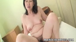 Sumie Nagai – Cock Addicted JAV Mature Riding A Young Guy | Porn Bios