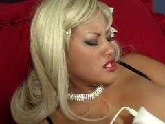 Smoking Hot In Nylons - Scene 1