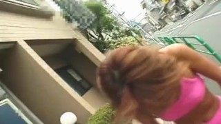 Hottie with big tits and Asian felt out  japanese hairy outdoor masturbation teen asian blonde blowjob