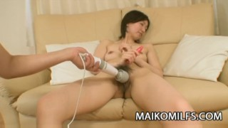 Junko Konno: Sex Starving Milf Savoring A Younger Cock  sex-toy masturbation oral-sex cock-sucking maikomilfs asian mom blowjob exotic milf nippon hairy-pussy japanese spooning mother rough-sex