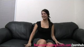 1st Anal n Lez BFFs on Casting Couch FULL VIDEO