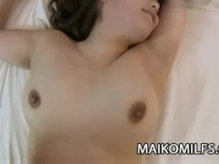 Tomoka Kuroki: A Deep Penetration Scene With Hot Japanese Milf
