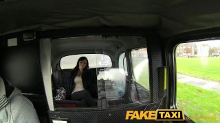 FakeTaxi Huge big tits on sexy young escort  homemade british teen huge-tits hooker redhead escort amateur blowjob public busty faketaxi young teens car reality deepthroat