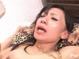 anal creampie eating tube