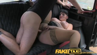 FakeTaxi Horny cougar takes it in every hole  homemade british big-tits point-of-view amateur blowjob dick-sucking camera faketaxi spycam cowgirl reality ass-fucking dogging gagging deepthroat anal round-booty