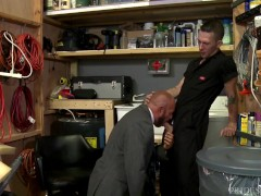 Men Over 30 - The Janitor's Closet