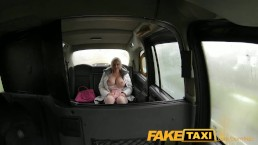 FakeTaxi Strip club girl gets