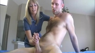 Preview 2 of Blonde Milf Likes Huge Cocks