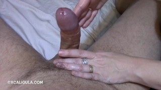 Preview 1 of Sensual Cock Massage