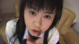 Pussy stimulation for hot Konomi Futaba