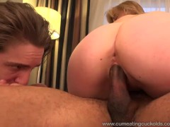 Alice Nysm Fucked By Black Cock In Front Of Husband