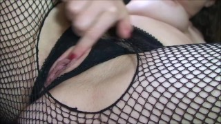 Solo prior to FemDom the Boss- Erin Electra- Electrachrist