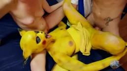 Strokemon XXX Pokemon Porn Par