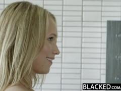 : BLACKED Monster Black Cock Creampies Blonde Teen Dakota James