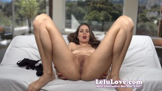 Lelu Love-Smell My Panties JOE