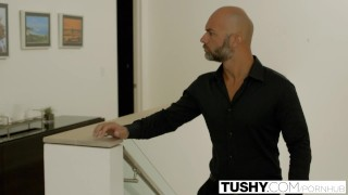 Preview 3 of TUSHY First Anal For Teen Rebel Lynn