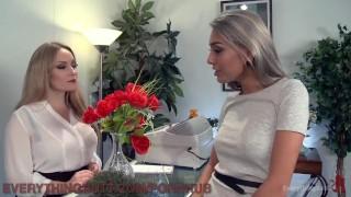 Anal Flower Shop Lesbian Exploration