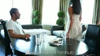 Passion-HD - Teens Chloe Amour and Kacy Lane have sexy threesome