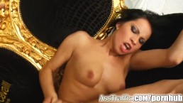 Ass Traffic Hot babe crazy for anal sex has tight ass boned hard