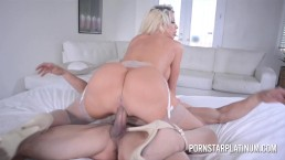Courtney Taylor Drains Huge Co