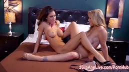 Hot Milf Julia Ann is a Lusty