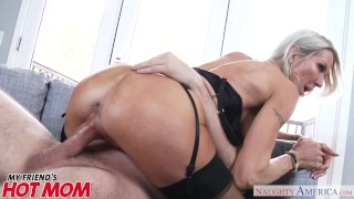 Emma Starr fucks her son's friend - My Friends Hot Mom by Naughty America