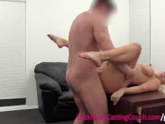 Big Boobs Milf Stripper Gets Creampie