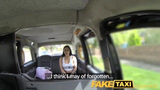FakeTaxi Brunette likes to workout on cock  taxi british big-tits point-of-view amateur blowjob public camera faketaxi rimming spycam car reality dogging deepthroat