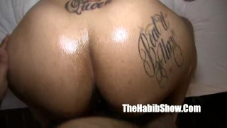 thehabibshow anime black ghetto hood amateur reality bbc ass booty chubby tattoo big-ass pov blowjob doggy-style